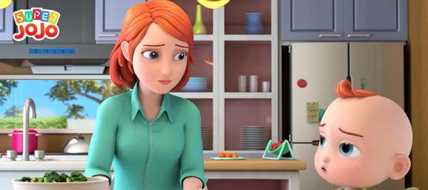 《超级宝贝JOJO 多曲合集》英语儿歌动画全79集下载 mp4/720p/英文字幕 百度云网盘