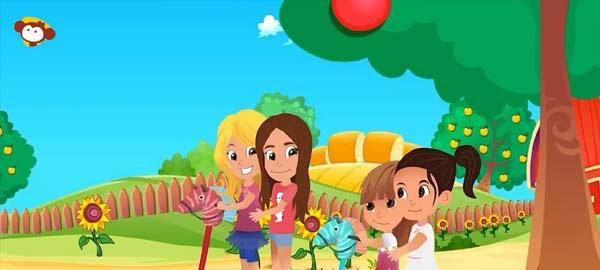 儿童冒险益智动画片《菲菲和娜娜的神奇日记》全36集下载 mp4国语720p 百度云网盘